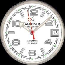 white am-diver